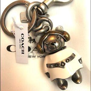X-Coach  Star Wars Princess  Leia Key Chain Ring